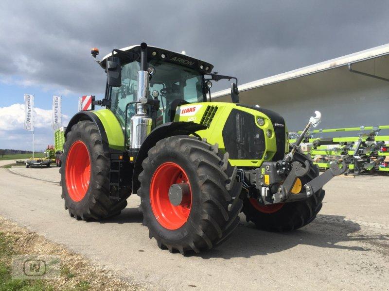 Traktor типа CLAAS Arion 660 CMATIC, Neumaschine в Zell an der Pram (Фотография 1)