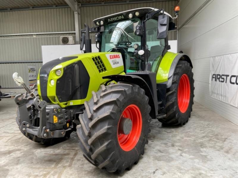 Traktor des Typs CLAAS ARION 660 St4 CMATIC, Gebrauchtmaschine in Molbergen (Bild 1)