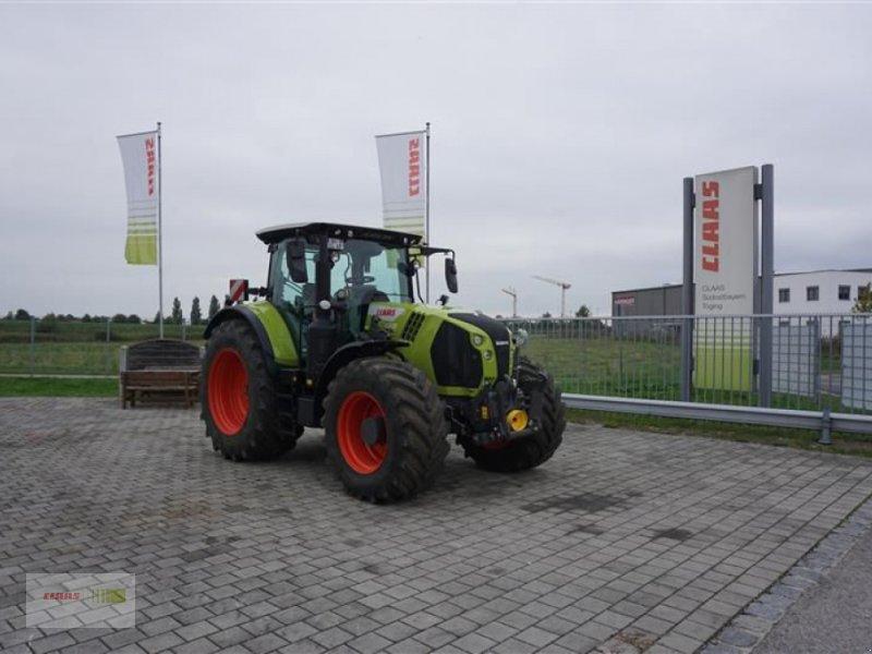 Traktor des Typs CLAAS ARION 660 ST5 CMATIC  CEBIS CL, Vorführmaschine in Töging am Inn (Bild 1)