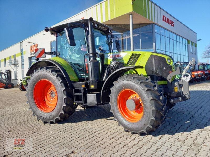 Traktor des Typs CLAAS ARION 660 ST5 CMATIC  CEBIS CL, Vorführmaschine in Hartmannsdorf (Bild 1)