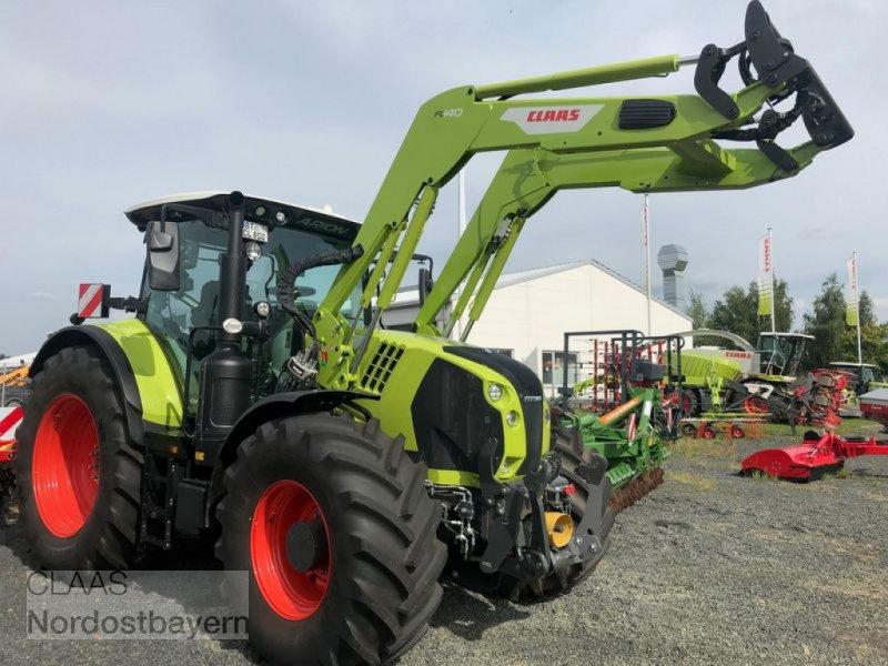 Traktor des Typs CLAAS ARION 660 ST5 CMATIC  CEBIS, Vorführmaschine in Altenstadt a.d. Waldnaab (Bild 1)