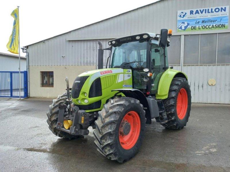 Traktor a típus CLAAS ARION610CEBIS, Gebrauchtmaschine ekkor: VERT TOULON (Kép 1)