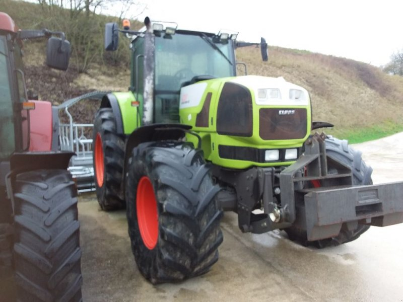 Traktor типа CLAAS Atles 936 RZ CLAAS, Gebrauchtmaschine в NANTILLOIS (Фотография 1)