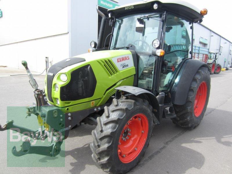 Traktor des Typs CLAAS ATOS 220 C, Gebrauchtmaschine in Großweitzschen  (Bild 1)