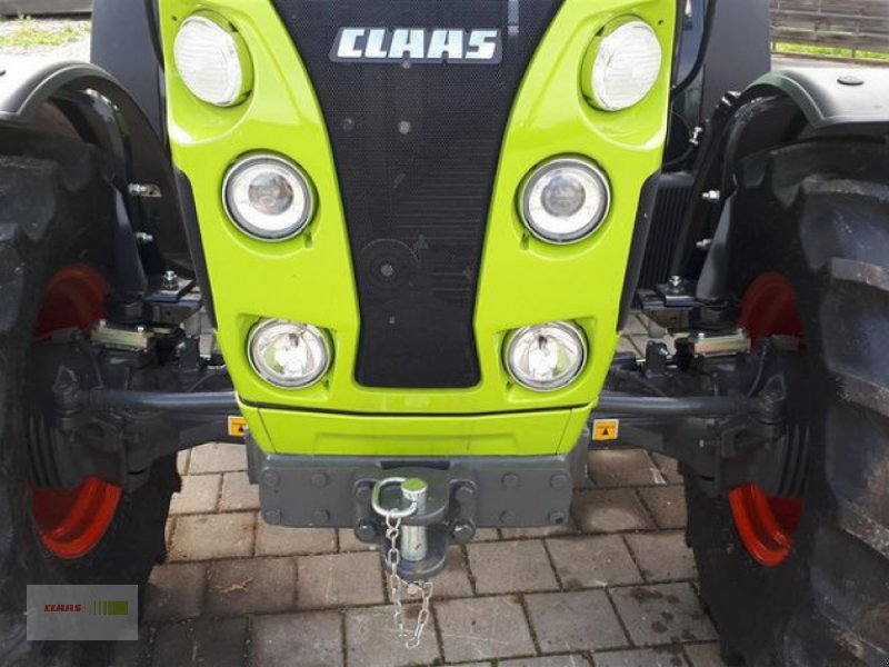 Traktor des Typs CLAAS ATOS 220 MR C, Vorführmaschine in Töging am Inn (Bild 3)