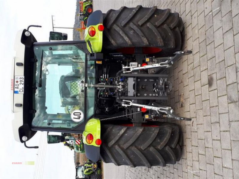 Traktor des Typs CLAAS ATOS 220 MR C, Vorführmaschine in Töging am Inn (Bild 5)