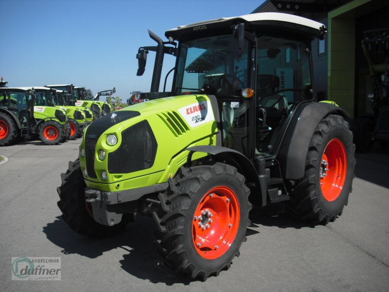 Traktor типа CLAAS Atos 230, Gebrauchtmaschine в Hohentengen (Фотография 1)