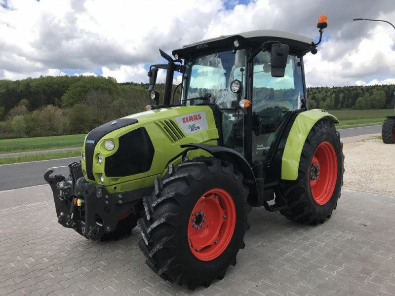 Traktor a típus CLAAS ATOS 330 C, Gebrauchtmaschine ekkor: Birgland (Kép 1)
