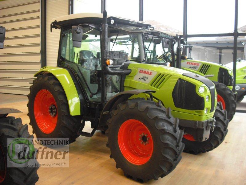 Traktor a típus CLAAS Atos 330 MRC, Neumaschine ekkor: Hohentengen (Kép 1)