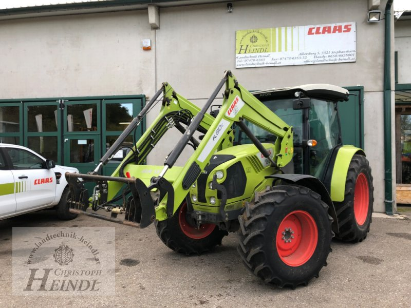 Traktor a típus CLAAS Atos 330, Gebrauchtmaschine ekkor: Stephanshart (Kép 4)