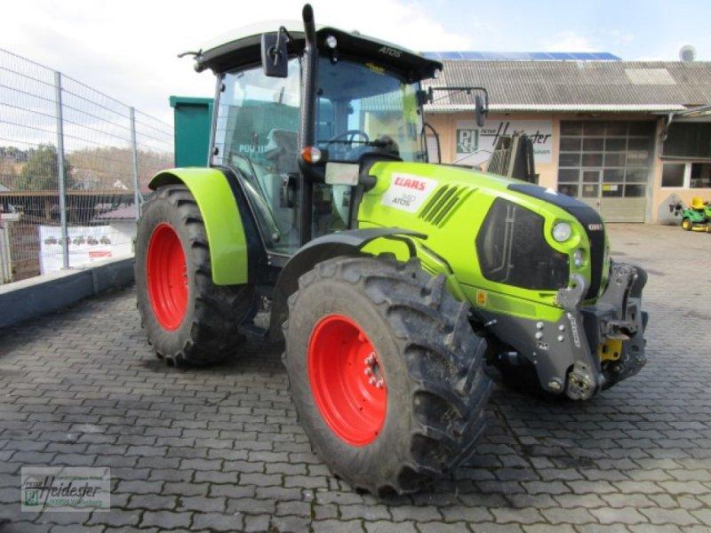 Traktor типа CLAAS Atos 340 CX, Gebrauchtmaschine в Wildenberg (Фотография 2)