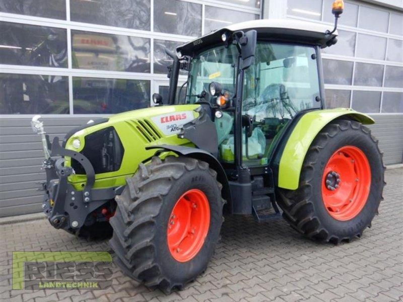 Traktor a típus CLAAS ATOS 340 CX, Gebrauchtmaschine ekkor: Homberg (Ohm) - Maulbach (Kép 1)