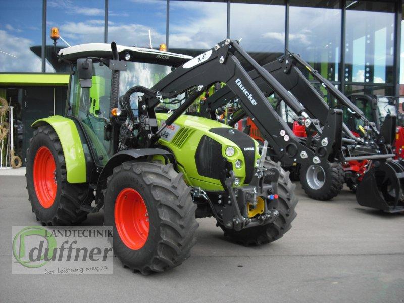 Traktor a típus CLAAS Atos 340 MR CX, Gebrauchtmaschine ekkor: Hohentengen (Kép 1)
