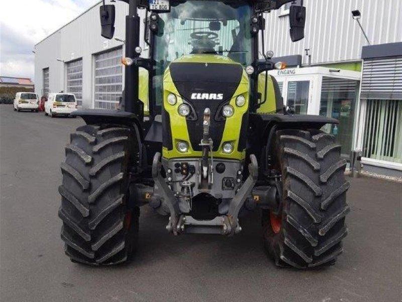 Traktor des Typs CLAAS AXION 800 CIS+, Gebrauchtmaschine in Grimma (Bild 1)