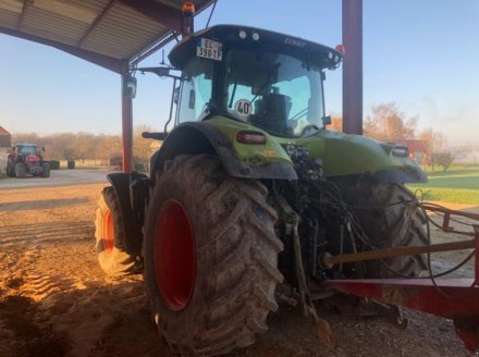 Traktor a típus CLAAS Axion 800, Gebrauchtmaschine ekkor: Channes (Kép 4)