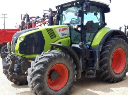 Traktor a típus CLAAS Axion 800, Gebrauchtmaschine ekkor: Channes (Kép 1)