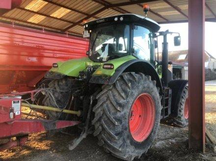 Traktor a típus CLAAS Axion 800, Gebrauchtmaschine ekkor: Channes (Kép 5)