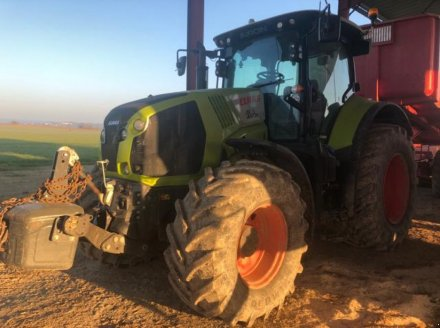 Traktor a típus CLAAS Axion 800, Gebrauchtmaschine ekkor: Channes (Kép 3)