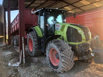 Traktor a típus CLAAS Axion 800, Gebrauchtmaschine ekkor: Channes (Kép 2)