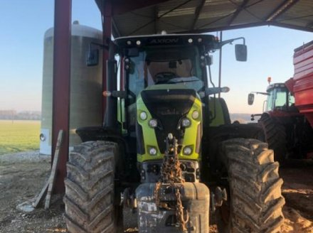 Traktor a típus CLAAS Axion 800, Gebrauchtmaschine ekkor: Channes (Kép 6)