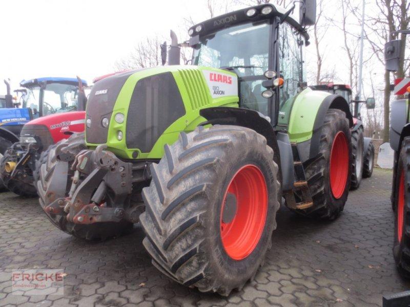 Traktor типа CLAAS AXION 810 C-MATIC CEBIS, Gebrauchtmaschine в Bockel - Gyhum (Фотография 1)