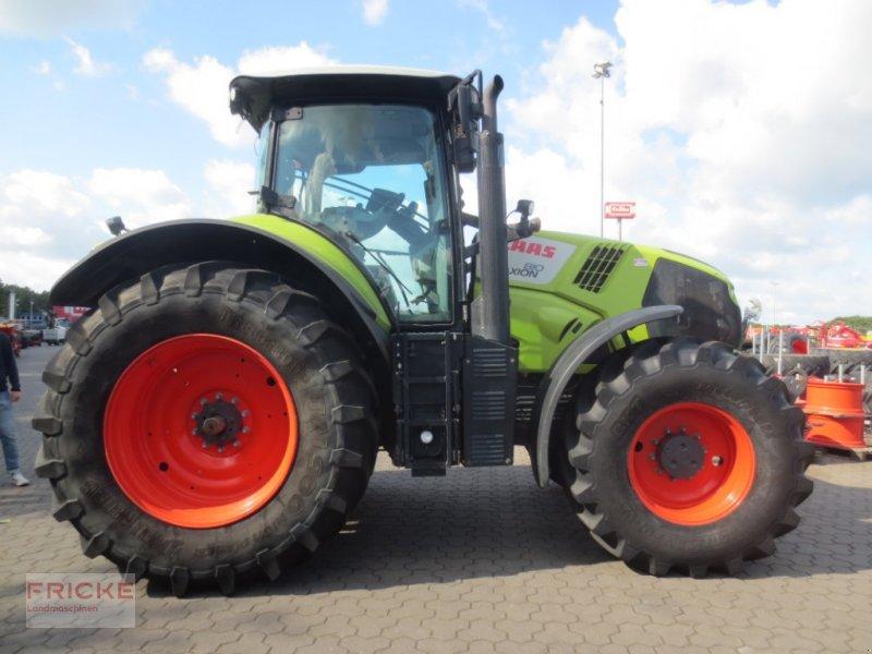Traktor типа CLAAS Axion 810 C Matic Cebis, Gebrauchtmaschine в Bockel - Gyhum (Фотография 1)