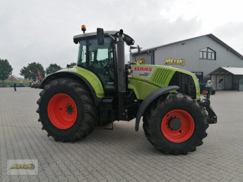 Traktor типа CLAAS Axion 810 C MATIC, Gebrauchtmaschine в Andervenne (Фотография 1)