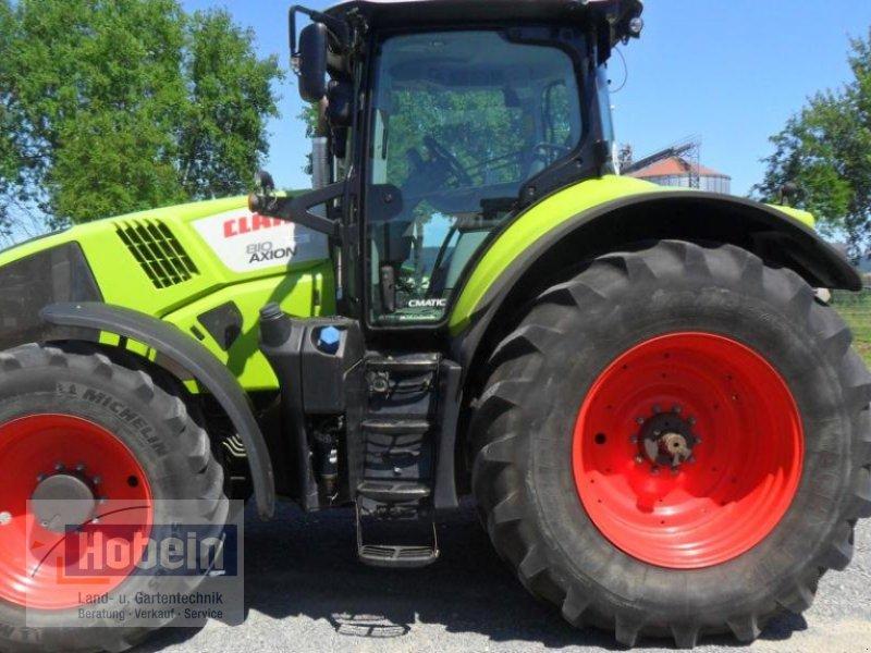 Traktor типа CLAAS Axion 810 C-MATIC, Gebrauchtmaschine в Coppenbruegge (Фотография 1)