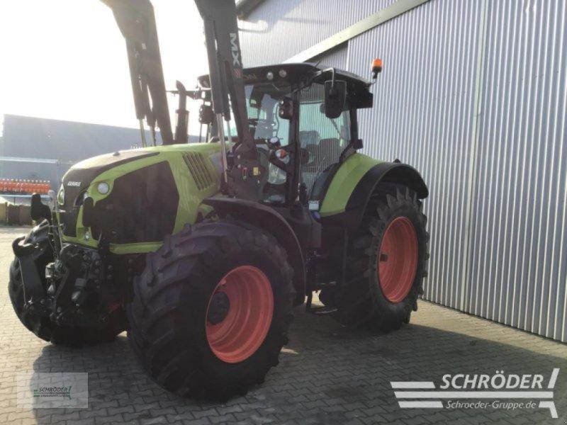Traktor типа CLAAS AXION 810 C-MATIC, Gebrauchtmaschine в Wildeshausen (Фотография 1)