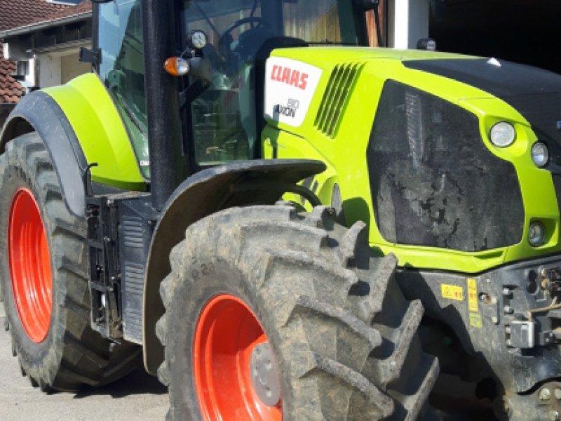 Traktor типа CLAAS Axion 810 C-MATIC, Gebrauchtmaschine в Ergoldsbach (Фотография 1)