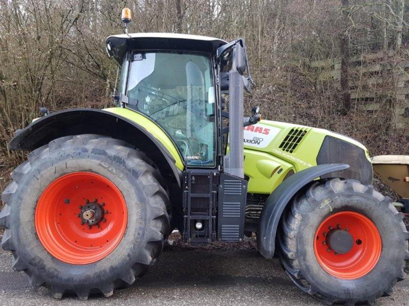 Traktor типа CLAAS Axion 810 C-MATIC, Gebrauchtmaschine в Lonsee (Фотография 1)