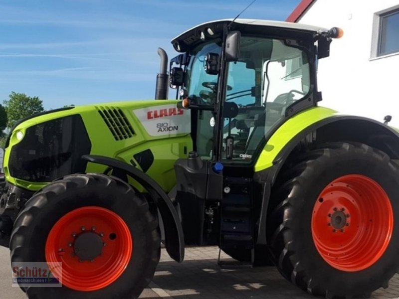Фотография CLAAS Axion 810 Cebis, Bj.14, FPT Motor, Top Zustand