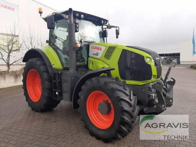 Traktor a típus CLAAS AXION 810 CEBIS TIER 4F, Gebrauchtmaschine ekkor: Alpen (Kép 1)