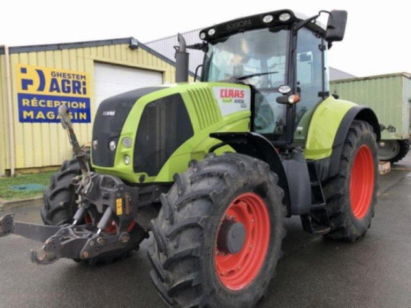 Traktor типа CLAAS axion 810 cebis, Gebrauchtmaschine в SANCHEVILLE (Фотография 1)
