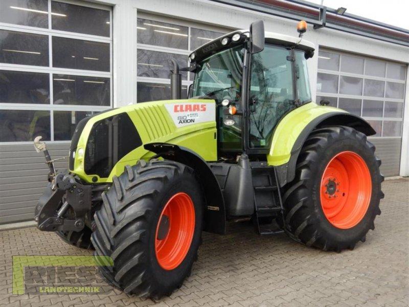Traktor типа CLAAS AXION 810 CEBIS, Gebrauchtmaschine в Homberg (Ohm) - Maulbach (Фотография 1)