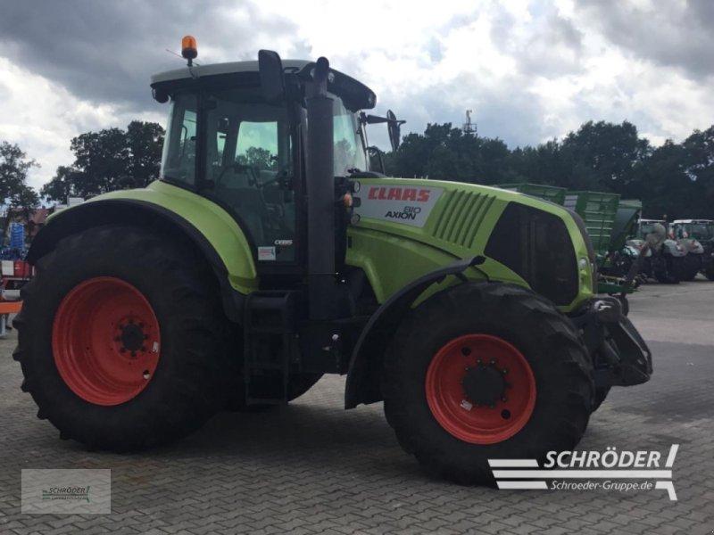 Traktor типа CLAAS AXION 810 CEBIS, Gebrauchtmaschine в Lastrup (Фотография 1)