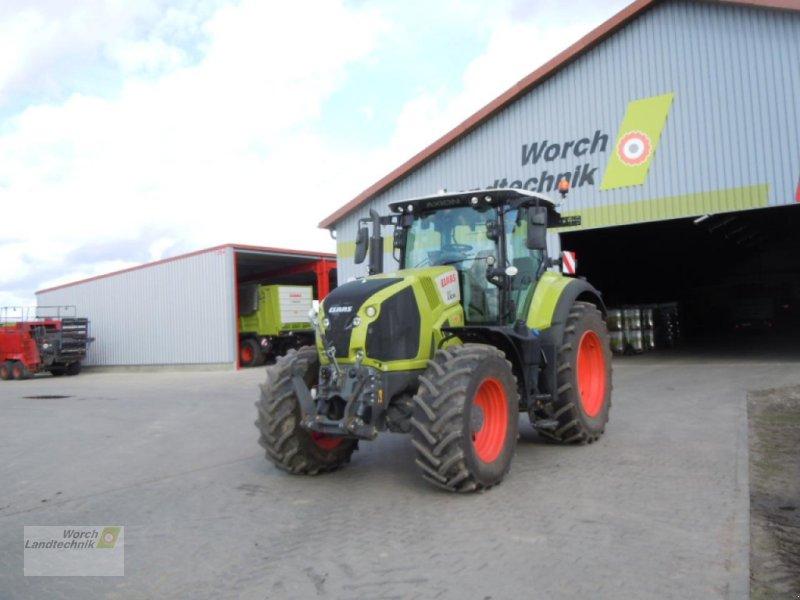 Traktor типа CLAAS Axion 810 Cebis, Gebrauchtmaschine в Schora (Фотография 1)