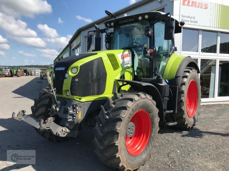 Traktor типа CLAAS AXION 810 CIS+, Vorführmaschine в Rittersdorf (Фотография 1)