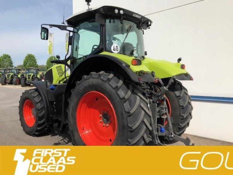 Traktor типа CLAAS AXION 810 CIS; A40, Gebrauchtmaschine в Langenau (Фотография 4)