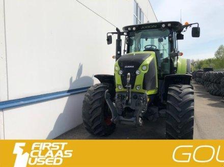 Traktor типа CLAAS AXION 810 CIS; A40, Gebrauchtmaschine в Langenau (Фотография 2)