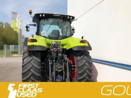 Traktor типа CLAAS AXION 810 CIS; A40, Gebrauchtmaschine в Langenau (Фотография 5)