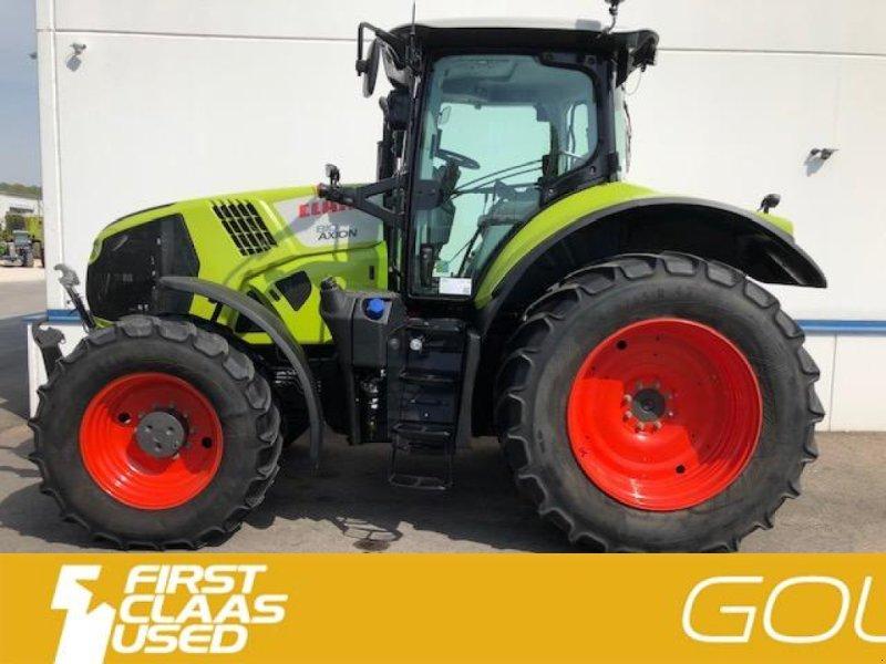 Traktor типа CLAAS AXION 810 CIS; A40, Gebrauchtmaschine в Langenau (Фотография 3)