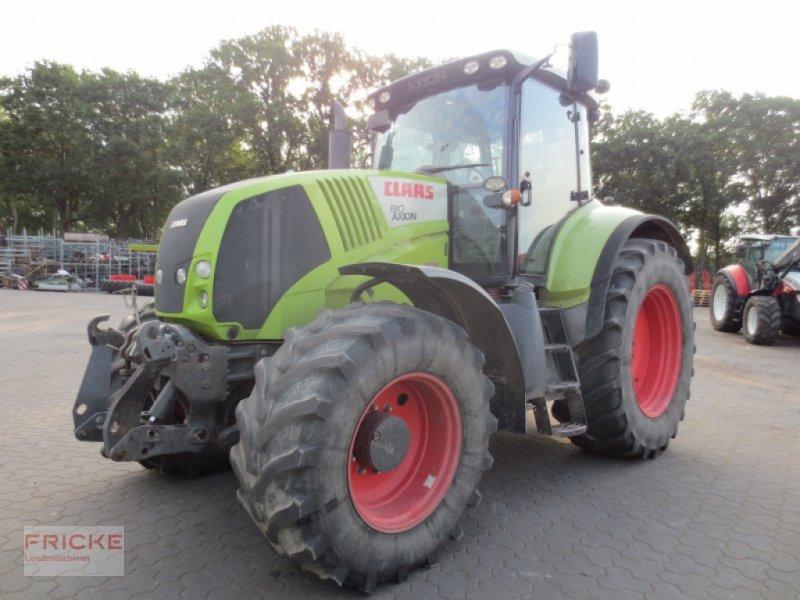 Traktor типа CLAAS AXION 810 CIS HEXASHIFT, Gebrauchtmaschine в Bockel - Gyhum (Фотография 1)