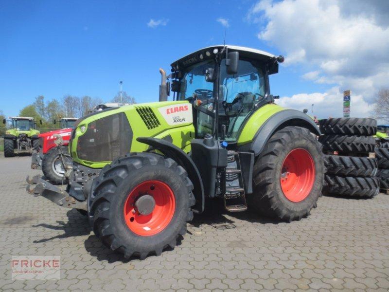 Traktor a típus CLAAS AXION 810 CIS HEXASHIFT, Gebrauchtmaschine ekkor: Bockel - Gyhum (Kép 1)