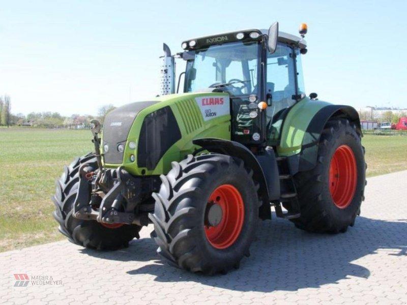 Traktor des Typs CLAAS AXION 810 CIS, Gebrauchtmaschine in Oyten (Bild 1)