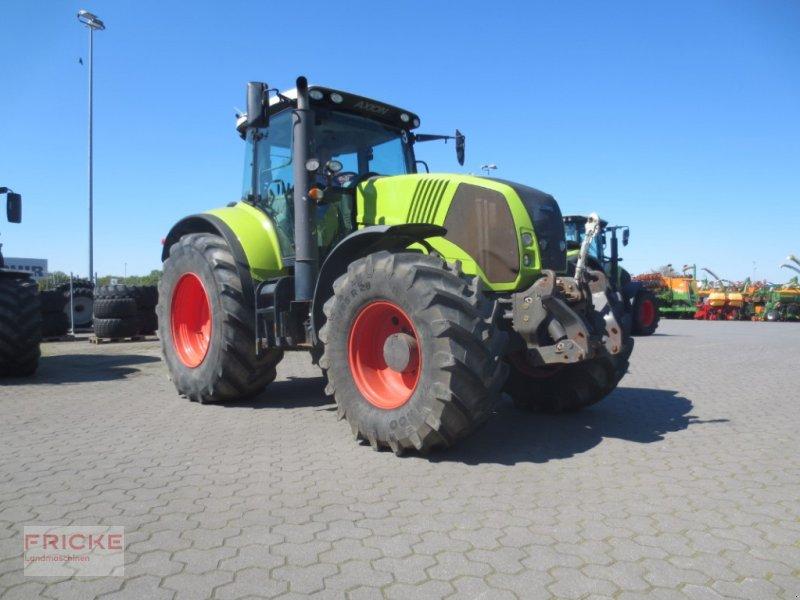 Traktor типа CLAAS Axion 810 CIS, Gebrauchtmaschine в Bockel - Gyhum (Фотография 1)