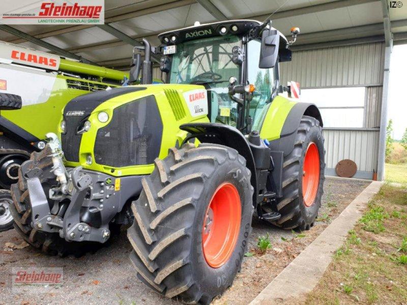 Traktor a típus CLAAS Axion 810 CM CIS+, Neumaschine ekkor: Rollwitz (Kép 1)