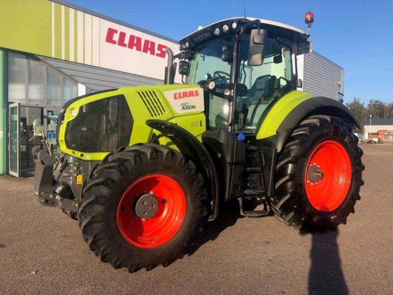 Traktor типа CLAAS axion 810 cmatic (a61/105), Gebrauchtmaschine в CHEMINOT (57 - MOSELLE) (Фотография 1)