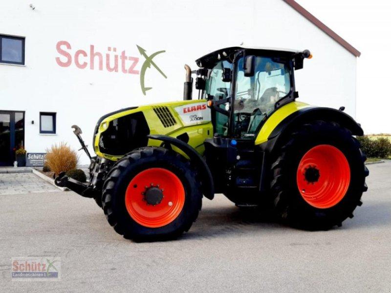 Traktor des Typs CLAAS Axion 810 CMatic Bj. 2015, Gebrauchtmaschine in Schierling (Bild 1)