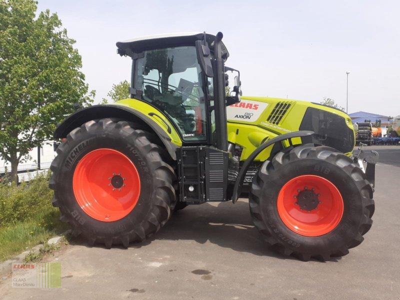 Traktor типа CLAAS Axion 810 CMATIC CEBIS, Gebrauchtmaschine в Werneck (Фотография 1)